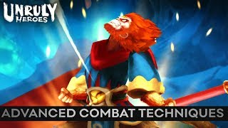 Unruly Heroes - Advanced Combat Techniques