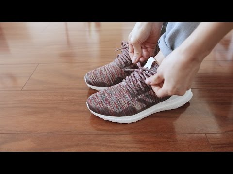 a878c4227e32e NEW ADIDAS STYLE ULTRA BOOST MID BY RONNIE FIEG KITH QUICK REVIEW ON FOOT