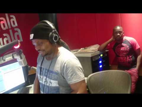 DreamTeam live on ADS, Ligwalagwala FM Part1