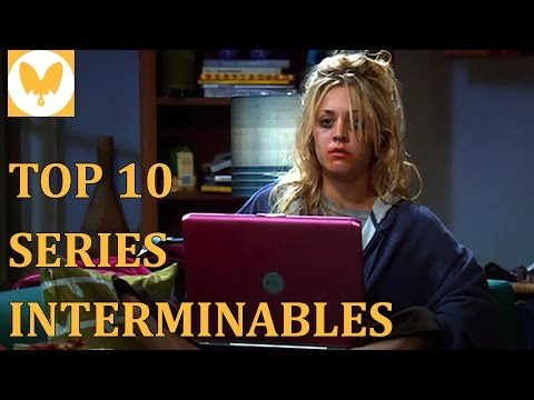 TOP 10 SERIES INTERMINABLES