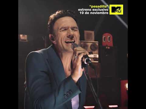 """Con """"Pesadilla"""", Fobia nos presenta lo que será su MTV Unplugged"""
