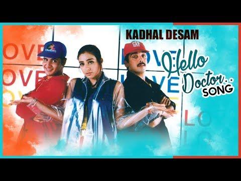 Kadhal Desam Tamil Movie Songs | Hello Doctor Video Song | Vineeth | Tabu | Abbas | AR Rahman