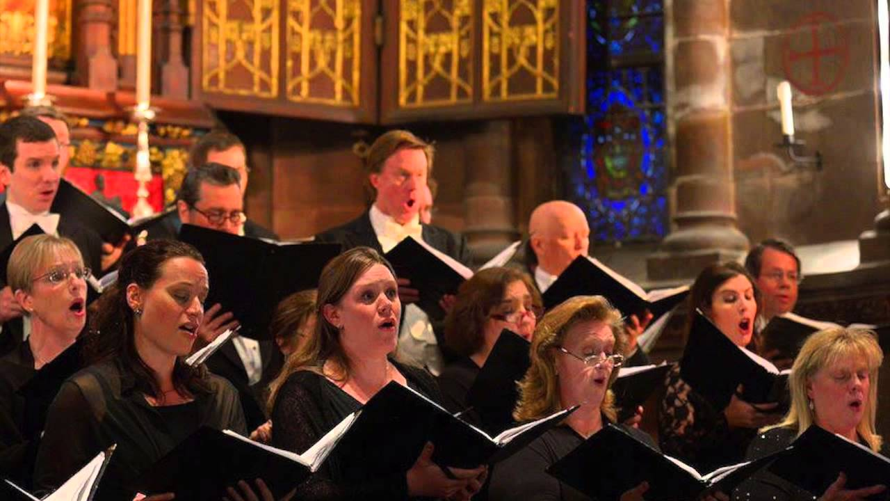 Handel Wedding Anthem Michael Korn Philadelphia Singers
