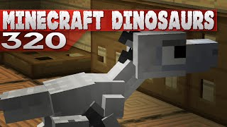 Minecraft Dinosaurs! || 320 || Raptor Discovery