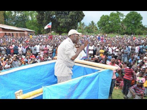 """MBOWE: """"Wachunguzeni Lowassa, Sumaye na Nyalandu"""""""