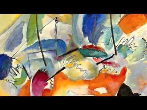 Kandinsky's Improvisation #31