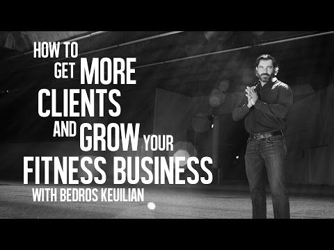 Facebook Fitness Marketing To Grow Your Fitness Business - Bedros Keuilian