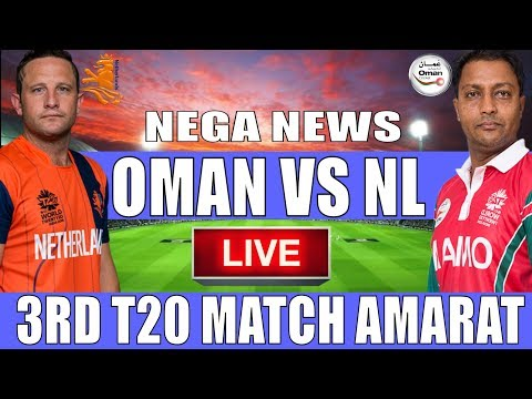 Live Score:  Oman Vs Netherlands 3rd T20 2019 I live Streaming I OMAN Vs NL Live match