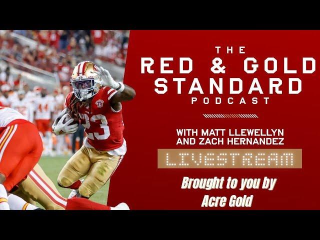 RGS Live: Chiefs vs 49ers Preseason Week 1 Recap