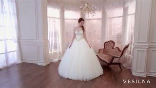 Пышное свадебное платье от VESILNA™ модель 3010