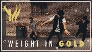 "Vinh Nguyen choreography | ""Weight In Gold"" by Gallant 
