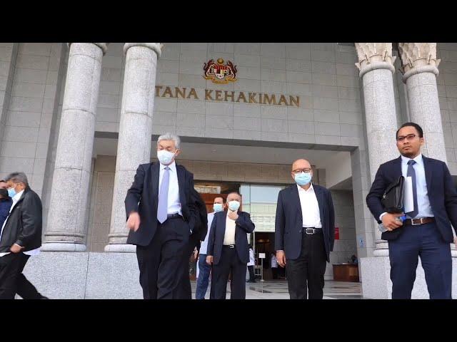 Keputusan Mahkamah Rayuan akan difailkan ke Mahkamah Persekutuan – Peguam Ahmad Zahid