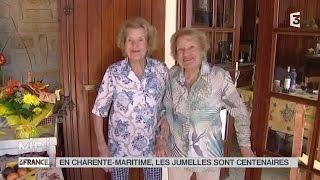 Download lagu VU D'ICI : En Charente-Maritime, les jumelles sont centenaires