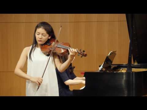 P. I. Tchaikovsky Violin Concerto in D Major, Op. 35 III. Finale. - Jennifer Jeon