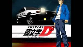 Initial D soundtrack Blazin