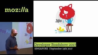 Mozilla Developer Roadshow Asia: Smashing Magazine