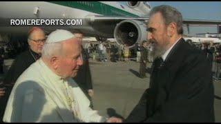 How Pope John Paul II