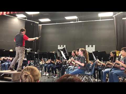 Movie Adventures - Williams - Schimelpfenig Middle School - Symphonic Band 2019  - May 6, 2019