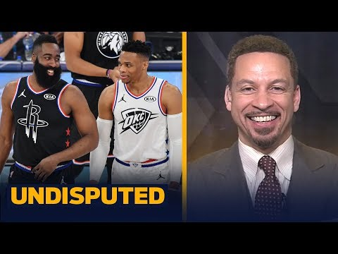 Chris Broussard picks his midseason 2018-2019 NBA MVP | NBA | UNDISPUTED thumbnail