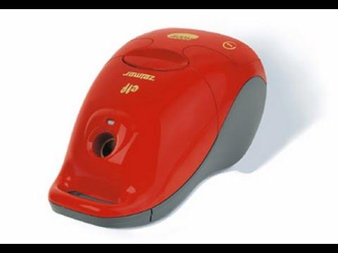 Odkurzacz workowy Zelmer Elf / vacuum cleaner