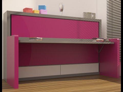 10 Desk Murphy Beds - Space Saving Ideas And Designs