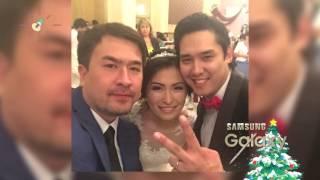 Самые громкие звездные свадьбы 2015