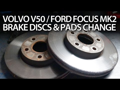 How To Replace Aluminum Pedal Covers In Volvo C30 S40