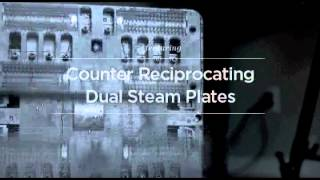 Counter Reciprocating Advanced Steam Movement Technology