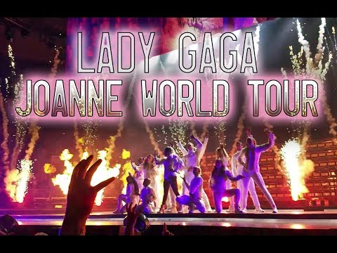 Lady Gaga in Philadelphia  09/10/2017 Joanne world Tour || Personal Vlog