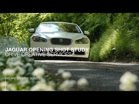 CGI Car Animation Jaguar pitch film