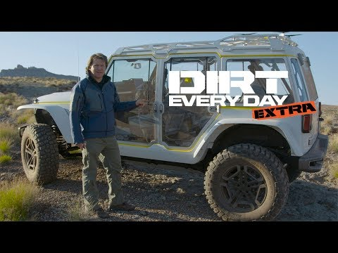 Thumbnail: 2017 Jeep Safari Concept Walk-Around - Dirt Every Day Extra