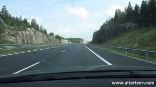 Дороги Финляндии(Интересные замечания по дорогам и прекрасные виды вокруг., 2013-08-20T19:28:45.000Z)