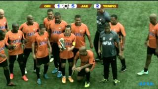 Copa Panamá 2015 - Final - AD Orion x Jaraguá/Engemon - Premiação