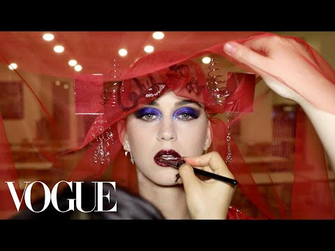 Thumbnail: 24 Hours with Katy Perry at the 2017 Met Gala | Vogue