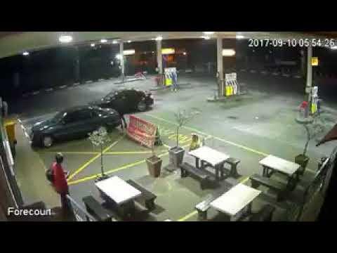 Hijacking Shell Garage, Naturena Johannesburg