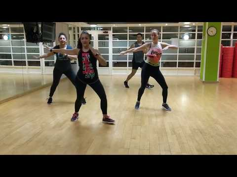 Zumba With Nikki | Dura (Remix) | ZIN VOLUME 77