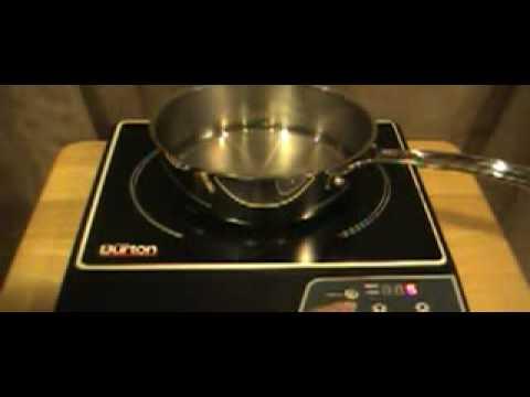 cucina ad induzione - YouTube