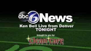 Ken Bell Live from Denver Tonight  sponsored by Clean Care