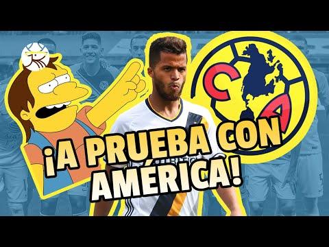 ¡A PRUEBA! | De esta manera llegaría Giovani dos Santos al América