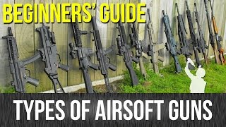 Beginners' Guide to the Airsoft Galaxy