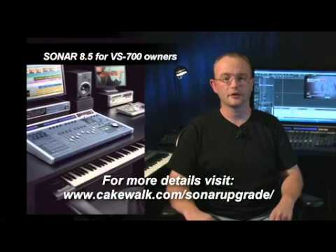 How Can I Upgrade to SONAR 8.5?
