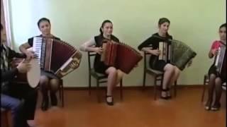 Группа НАСЫБ   Мелодии гор  Худрук Зухра Айбазова