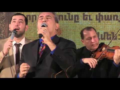 Frunz Arsenyan, Live concert in Yerevan, church Emmanuel.
