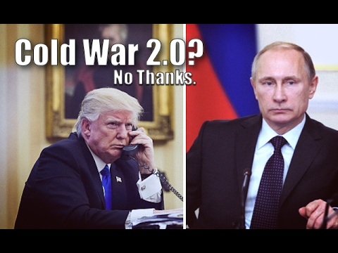 How the Establishment's Russian Hysteria May Escalate U.S.-Russia Tensions