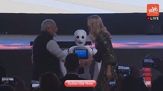 PM Narendra Modi & Ivanka Trump Launches Logo Of Global Entrepreneurship Summit in Hyderabad|YOYO TV