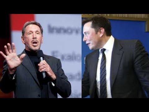 Ellison Says Tesla Is No.1 (Supports Elon Musk)