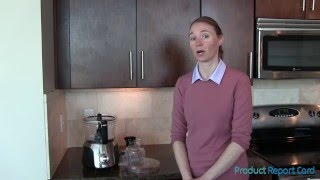 Hamilton Beach Big Mouth Deluxe 14-Cup Food Processor Review