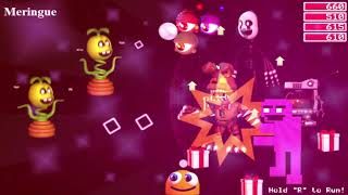 [FNaF World Glitch] MysteryCharacter : Text