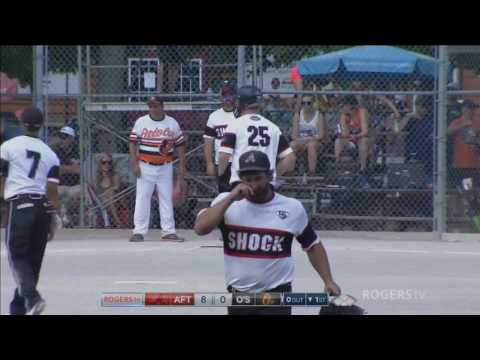 Aftershock vs. Orioles - Inning 1 & 2 - SPO Miken Eliminations