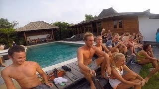 Good times in Bali